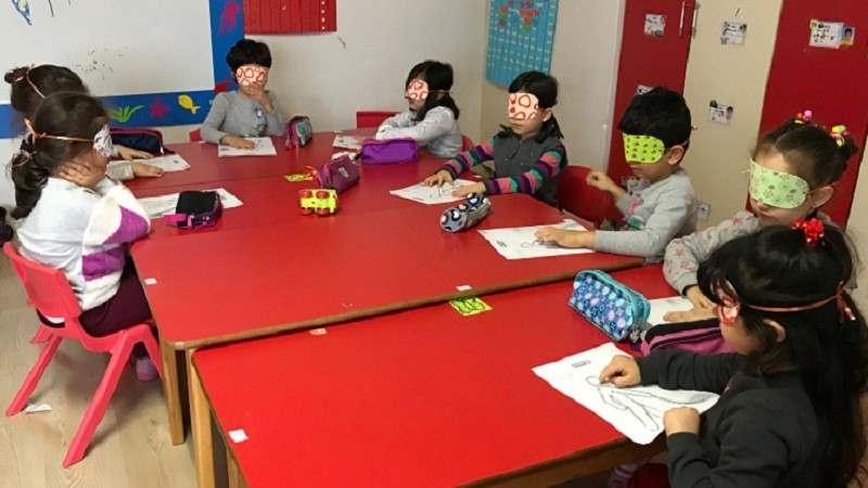 Nadide Okullari Empati Kuruyorum